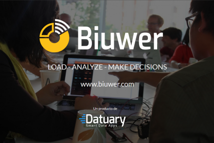 ¡Hola Biuwer! La plataforma de análisis de datos made in Spain